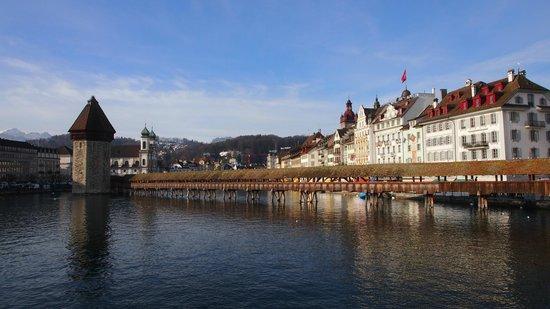 Ameron Hotel Flora Luzern:                   Luzern