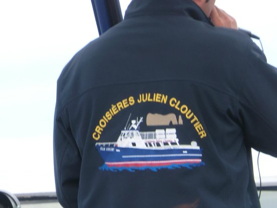 Whale Cruises on the Julien Cloutier Enr. : the cruise logo