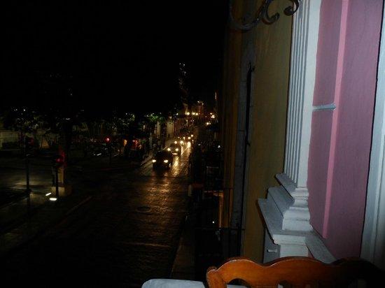 La Bella Epoca : vista de un balcon