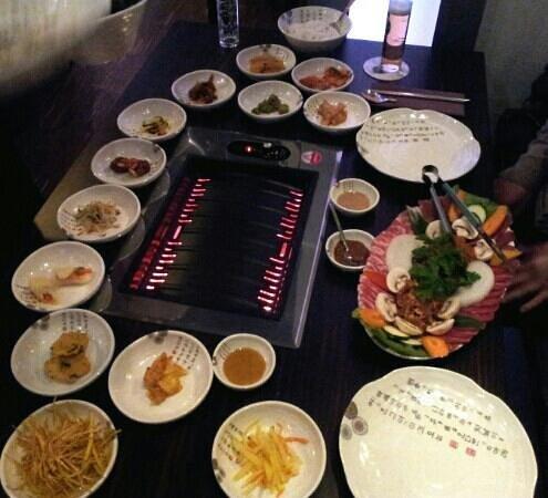 meat.ing Korean BBQ: Menü für zwei