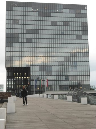 Hyatt Regency Dusseldorf: Hotel regency düsseldorf