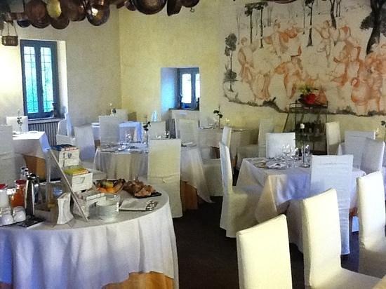 Podernovo: une wuperbe salle de dinner et petit dejeuner