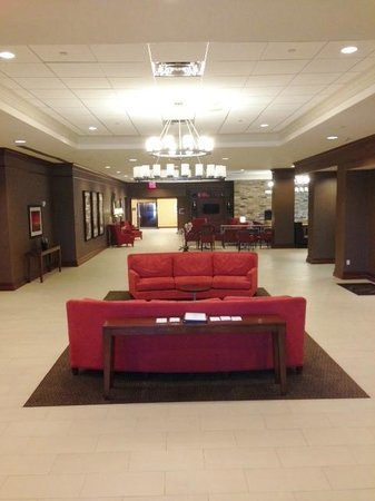 بوشكيل إن آند كونفرانس سنتر:                   lobby                 
