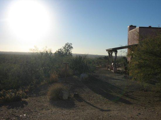 唐格維德牧場飯店照片