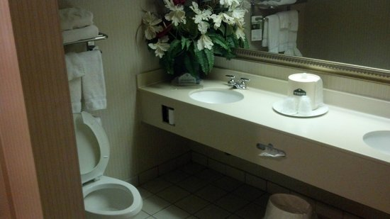La Quinta Inn & Suites Florence : bathroom