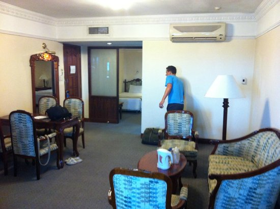Riverside Hotel Saigon: Suite Room