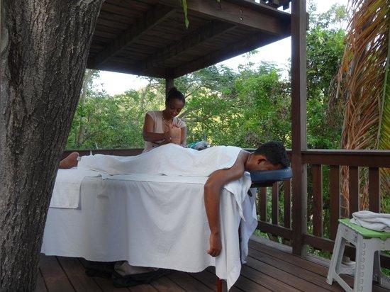 Neita's Nest :                   Massage