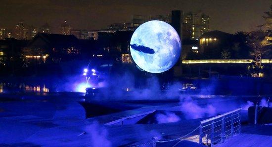OCT Bay Water Show: Fra Showet