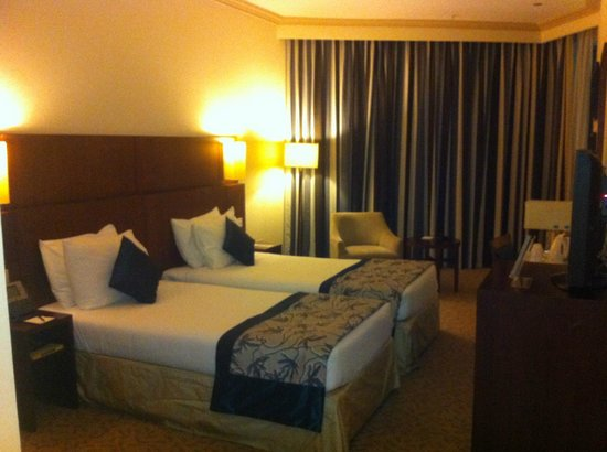 Movenpick Hotel & Residences Hajar Tower Makkah: Room