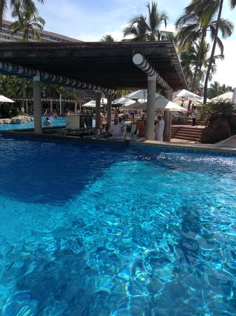 Sheraton Buganvilias Resort & Convention Center:                   pool and pool bar