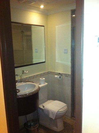 Movenpick Hotel & Residences Hajar Tower Makkah: Bathroom