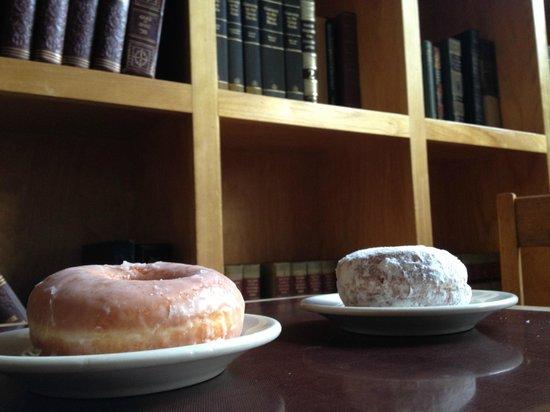 Top Pot Doughnuts:                   top pot donuts