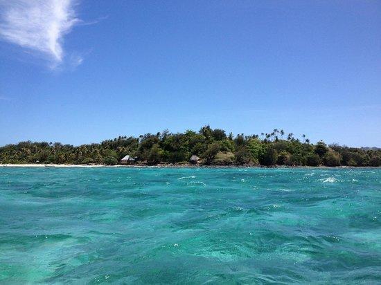 Gold Coast Inn: Nanuya Lai Lai from the boat