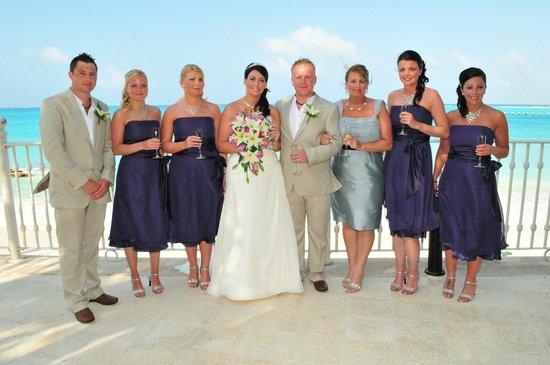 Hotel Riu Cancun Wedding At