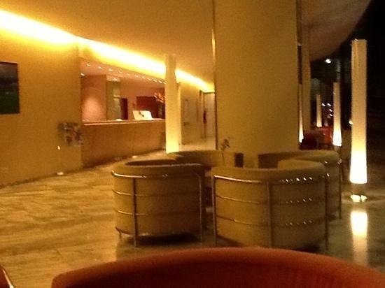 Lince Azores Great Hotel: recepção