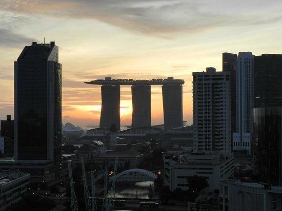 Novotel Singapore Clarke Quay: Vista lato sud 2