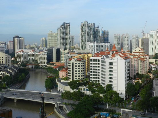 Novotel Singapore Clarke Quay: Vista lato nord