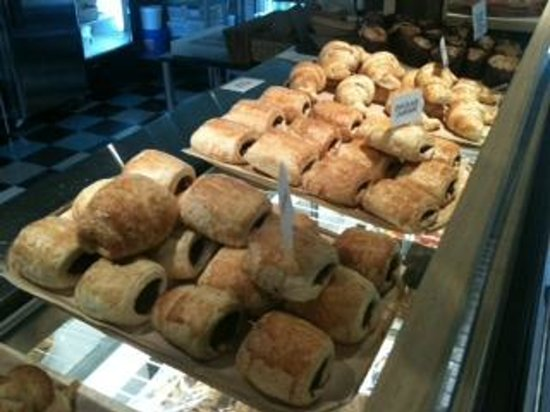 Trap Door Bakehouse & Cafe: Assorted Croissant