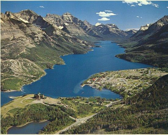 Aspen Village: Waterton Lakes National Park