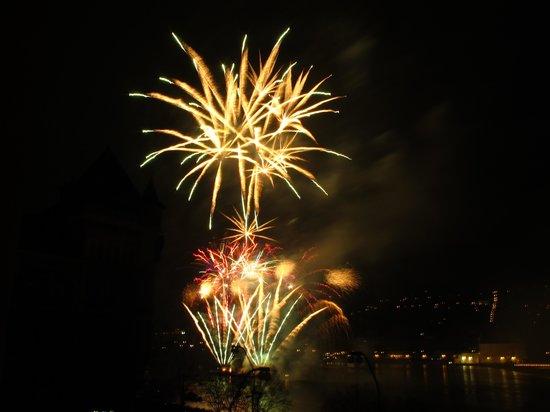มาไมซัน สวีท โฮเต็ล แพชโทฟ พาเลส ปราเก้อ: Fireworks