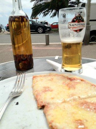 Restaurant Le Bellanda :                   Bière et Pizza