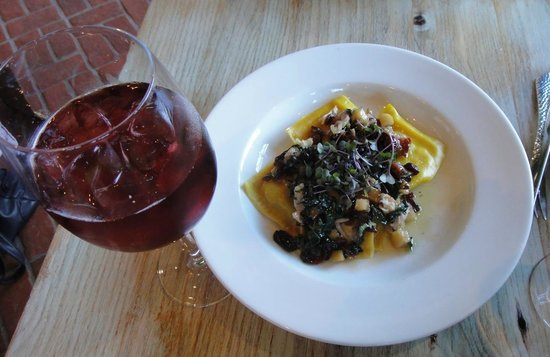 White Dog Cafe - Wayne: Homemade Ravioli at White Dog Cafe