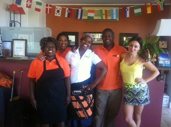 Primi Royal:                   The friendliest staff
