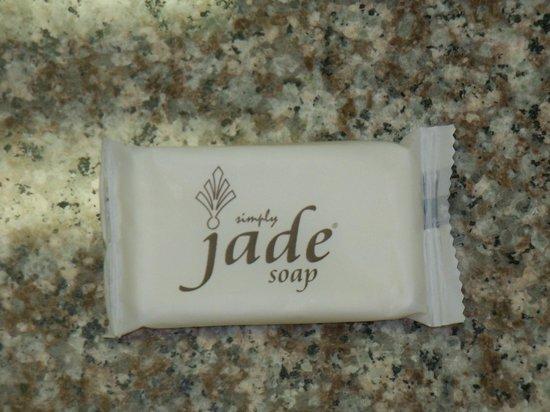 Americas Best Value Inn - Lake City :                   soap