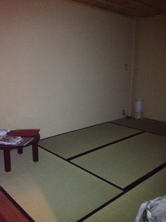 Kyomachiya Ryokan Sakura Honganji:                   Tatami floors