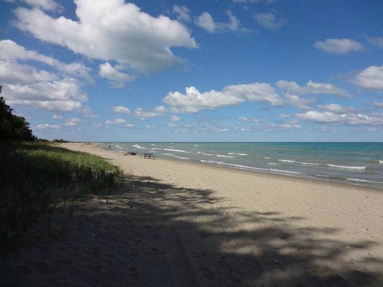 Goderich, Canadá: Point Farms Beach