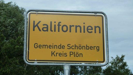 Kalifornien, Alemanha: Ganz im Norden ...