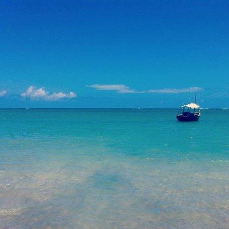 Patachocas Beach Resort: praia