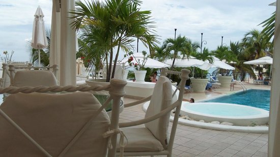 Belmond La Samanna: Espace piscine