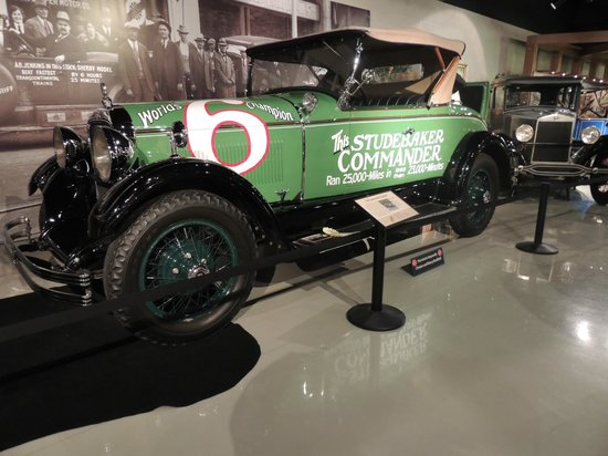 Studebaker National Museum: record