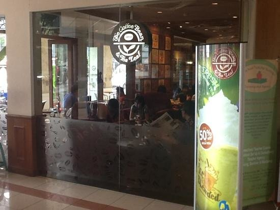Coffee Bean & Tea Leaf, Plaza 88, Kemang, Jakarta Selatan