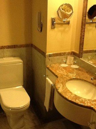 Pestana São Paulo: Bathroom