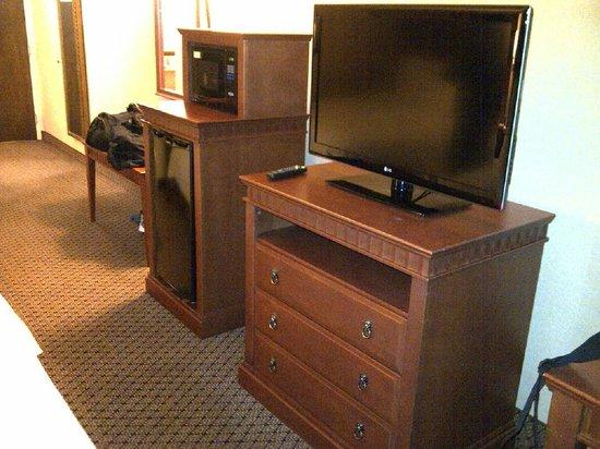 Hampton Inn And Suites Montreal :                   LCD TV