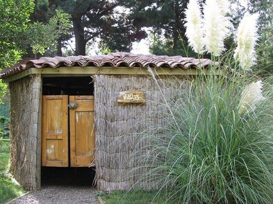 Maule Region, Chile: Massage Hut