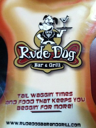 Rude Dog Bar and Grill