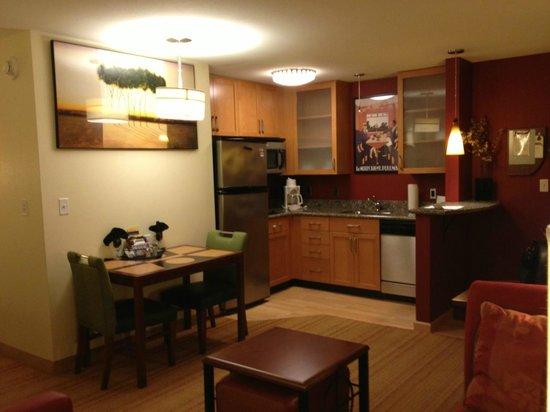 Residence Inn Fredericksburg : Kitchen