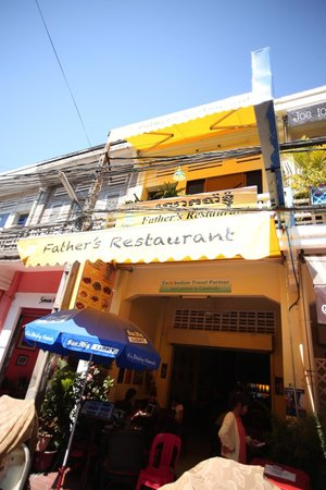 Father's Restaurant: fathers restaurant