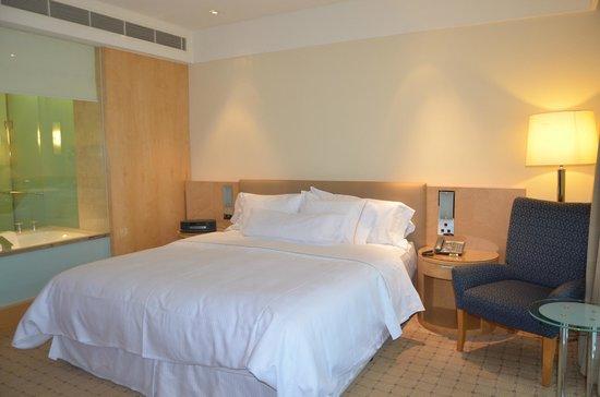 โรงแรมเวสติน ซิดนีย์: heavenly bed