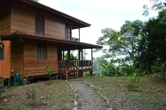 Samasati Retreat & Rainforest Sanctuary:                   Tempest Pearl House