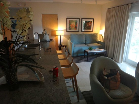 سانتا ماريا سويتس: Wohnzimmer 
