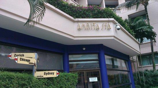 Swissotel Merchant Court Singapore:                   Spa