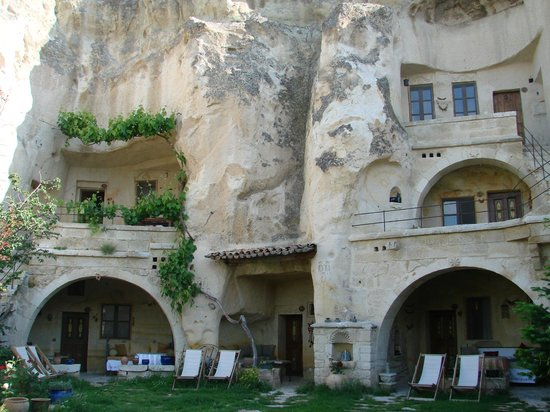 Elkep Evi Cave Hotel: Beautiful
