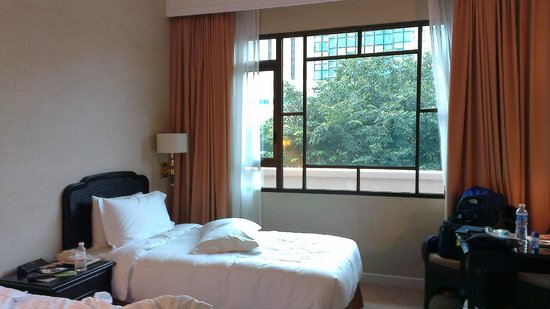 Swissotel Merchant Court Singapore:                   Classic room