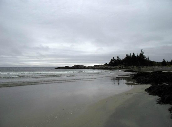 Ocean Mist Cottages:                   2011 Lockeport Crescent Beach May soft cloudy day