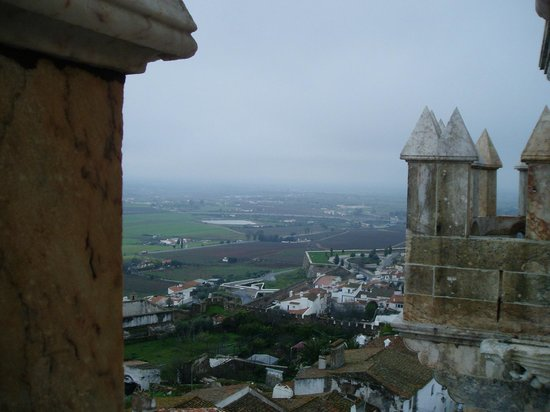 Pousada de Estremoz - Rainha Santa Isabel: View from the astle tower