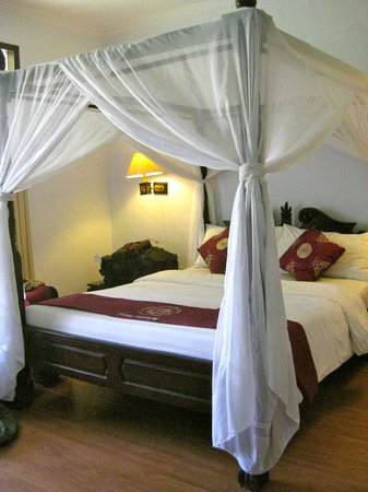 Puri Saron Seminyak: The room